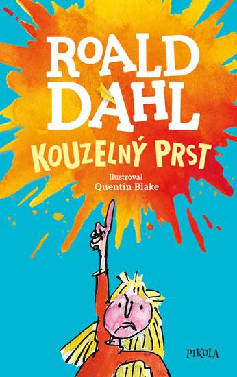 Roald Dahl: KOUZELNÝ PRST