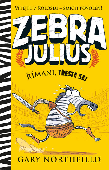 Gary Northfield: ZEBRA JULIUS